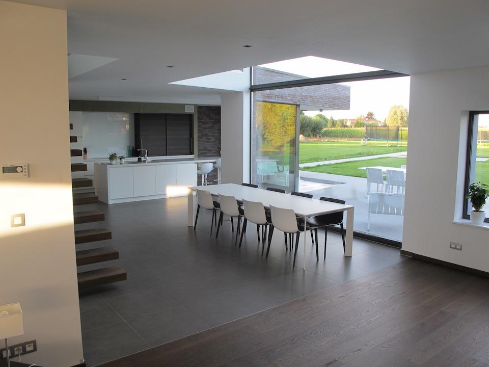 LEF ARchitect - Blaasveld - NIeuwbouw en interieur 6 - LEF Architect