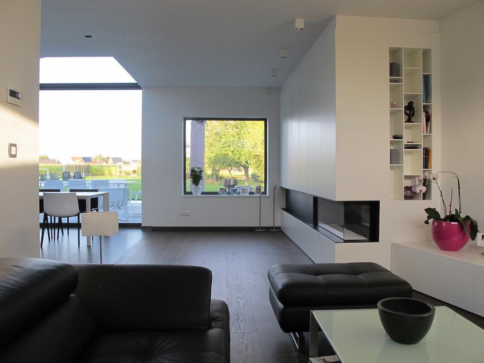 Interieur op maat voor uw nieuwbouw lef architect for Architect interieur