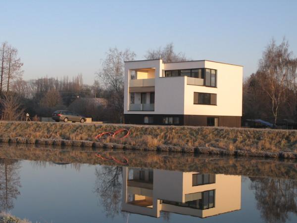 LEF Architect - NIeuwbouw woning Muizen 2