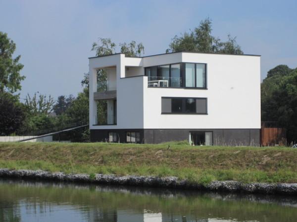 LEF Architect - NIeuwbouw woning Muizen 4